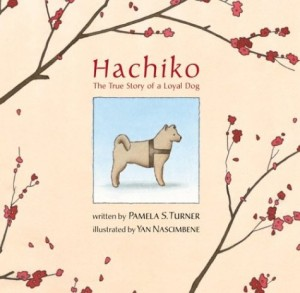 Hachiko the dog, children's book