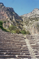 "Delphi Theater photographed by ""greekgeek"""