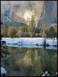 Yosemite Park on the Merced River