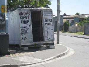 South Africa Barbershop
