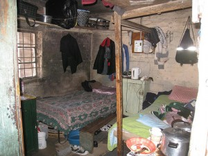 South Africa Capetown Poverty Area Bedroom