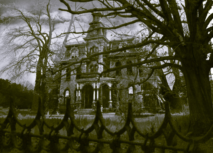 Halloween Haunted House New Orleans