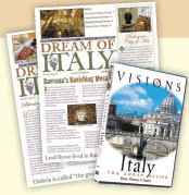 Dream of Italy Subscription.