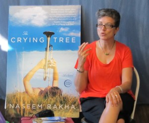 Naseem Rakha and The Crying Tree