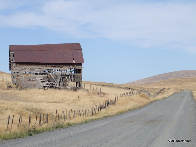 Lonely Road, Oregon