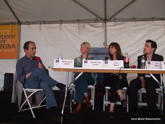 Panel on Place as Character at Tucson Book Festival