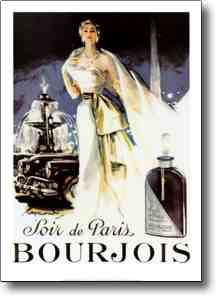 Evening in Paris perfume