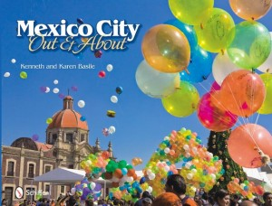 Mexico City Book Cover