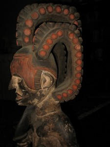 Ibo Statue from Nigeria