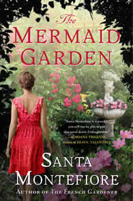 Book cover: Mermaid Garden by Santa Montifiore