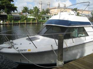Gib Peter's boat, Ka-Ching