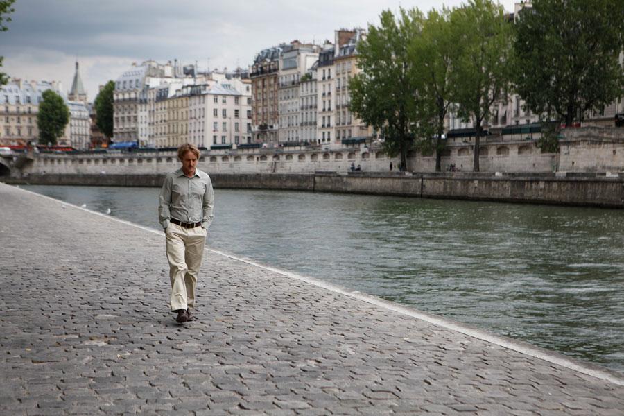 Midnight in Paris on the Seine