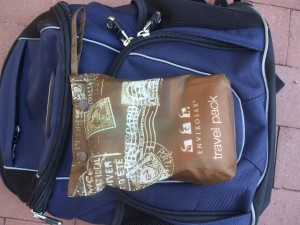 EnviroSax travel pack