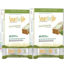 Smart for Life Green Tea protein bar
