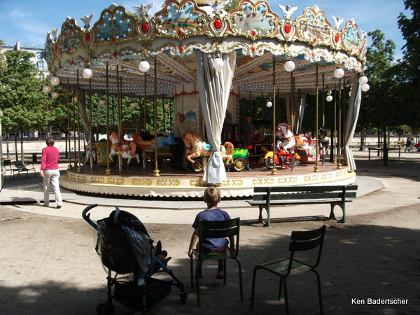 Carousel at Tuilieries