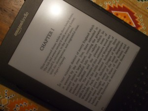 Sony Pocket E-reader
