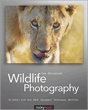 book cover Wildlife Photography