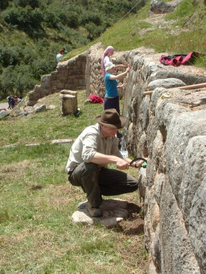 Projects Abroad Archaeology Volunteer