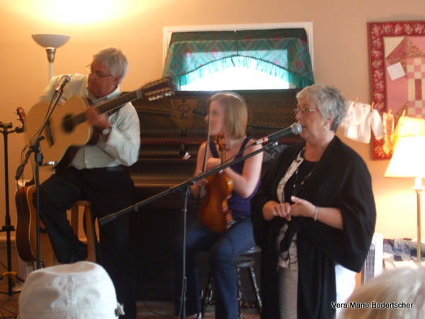 Ceildh in Baddeck