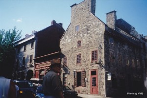 Oldest House in Montreal