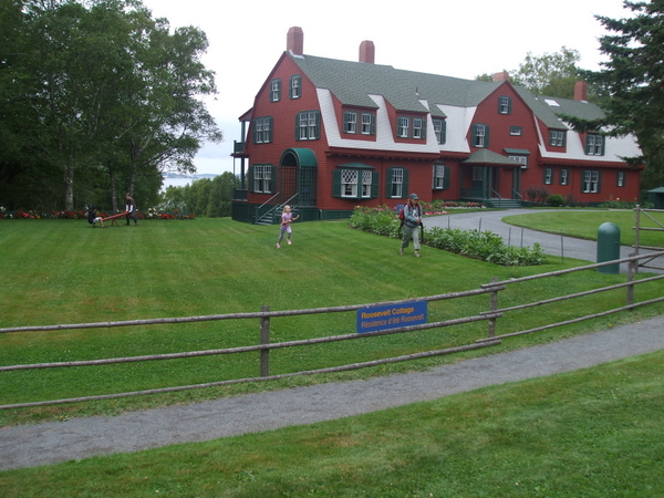 Roosevelt Cottage at Campobello