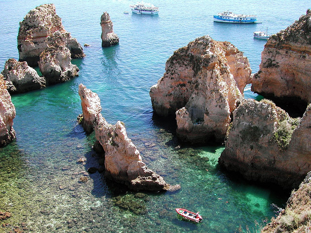 Portugal, the Algarve