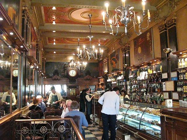 Lisbon Cafe, Portugal