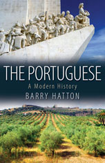 The Portuguese by Barry Hatton, book cover