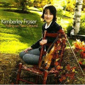 Kimberley Fraser, Album cover
