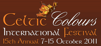 Celtic Colours Festival, Cape Breton Nova Scotia
