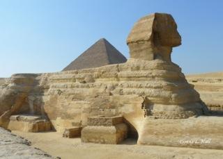 The Sphinx, Giza Egypt