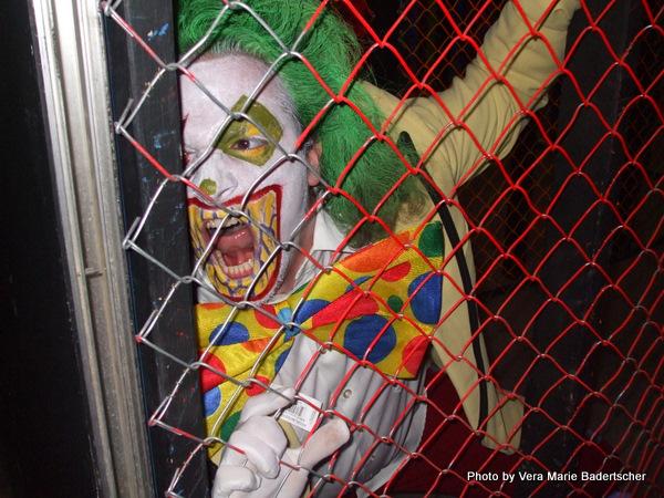 Snarling Joker