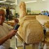 Chattanooga  wood carver