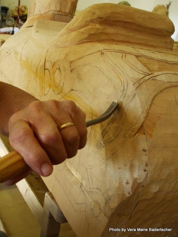 wood carving schools