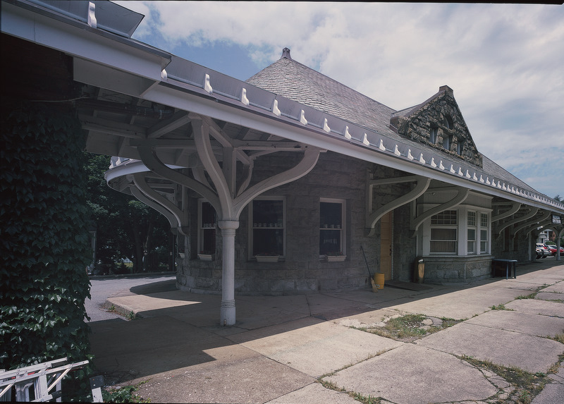 Garrison Station, New York. Photo by Roger Strauss III