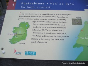 Poulnabrone sign