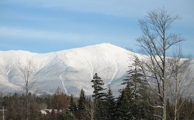 Mt. .Washington from Bretton Woods