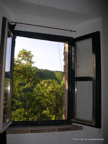 Le Torricelle View, Le Marche region, Italy