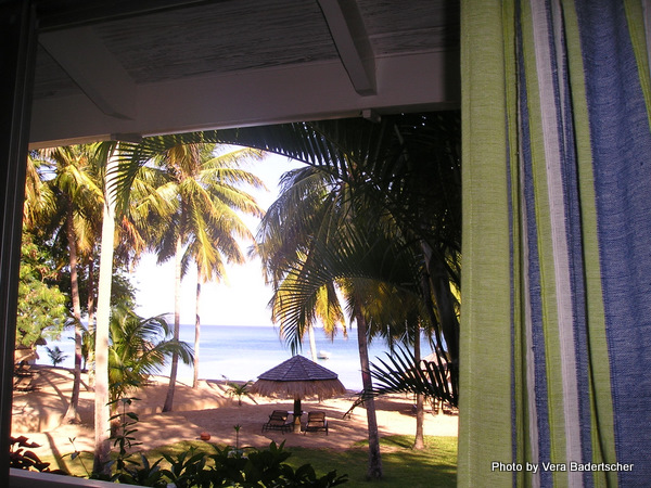 East Winds apartment view, St. Lucia