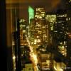 Night view from Warwick Hotel, NYC
