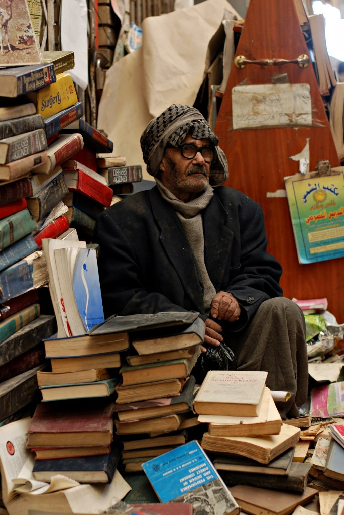 Baghdad Bookseller