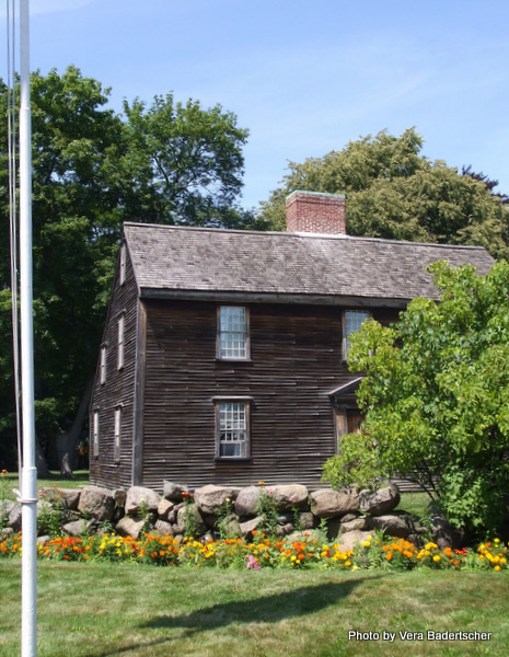Birthhplace of John Adams, Quincy MA