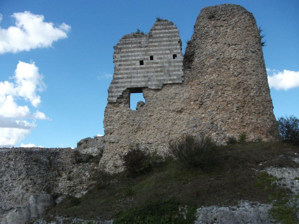 Richard the Lionheart's castle, Chateau Gaillard