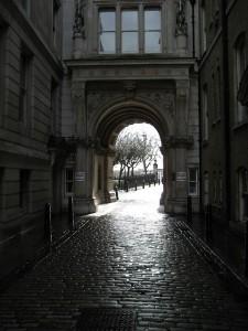 London, Middle Temple Lane
