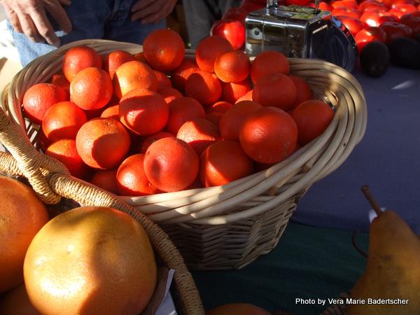 Sunny Tangerines
