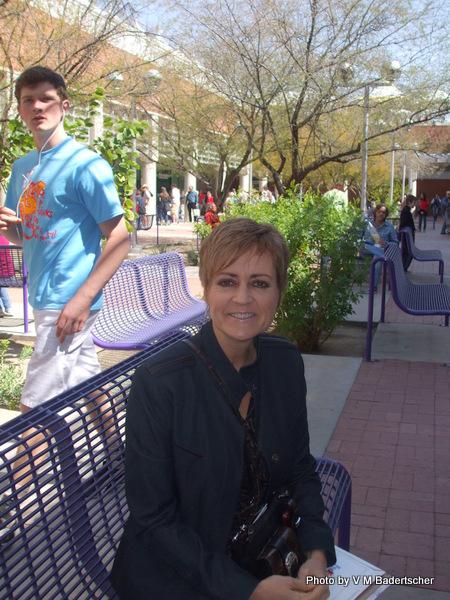 Author Brenda Novak