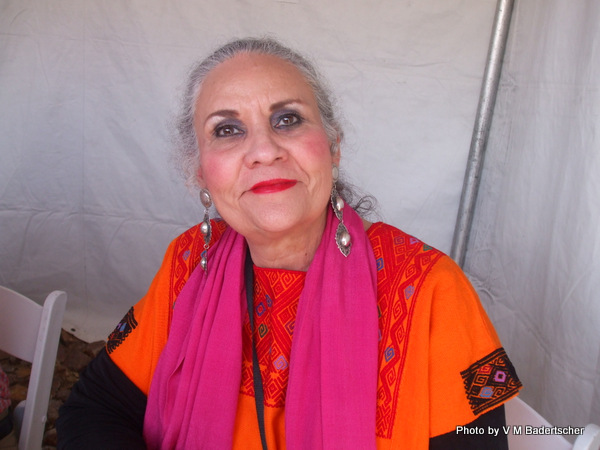 Author Denise Chavez