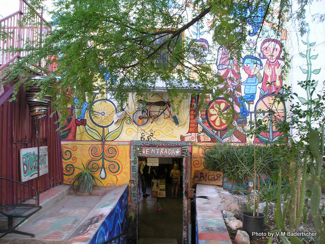 Entrance to BICAS