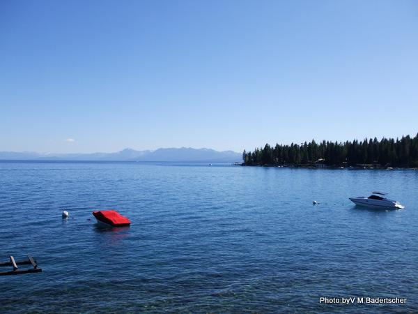 Nevada: Blue on Blue, Lake Tahoe