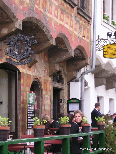 Tarnok Cafe, Budapest